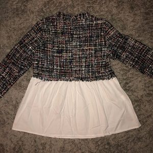 BRAND NEW Shein Blouse